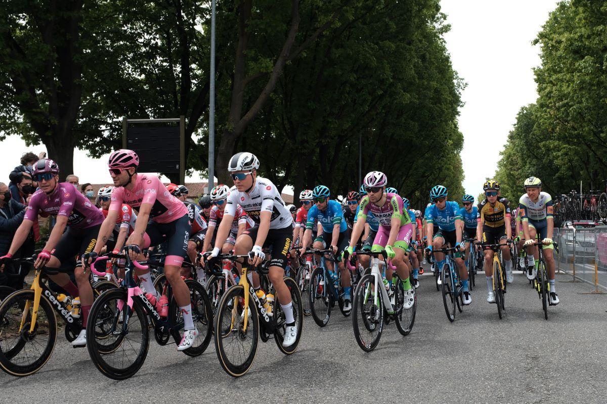 Van der Hoorn vince la terza tappa del Giro d'Italia