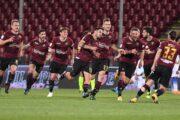 Salernitana promossa in Serie A, retrocede il Cosenza