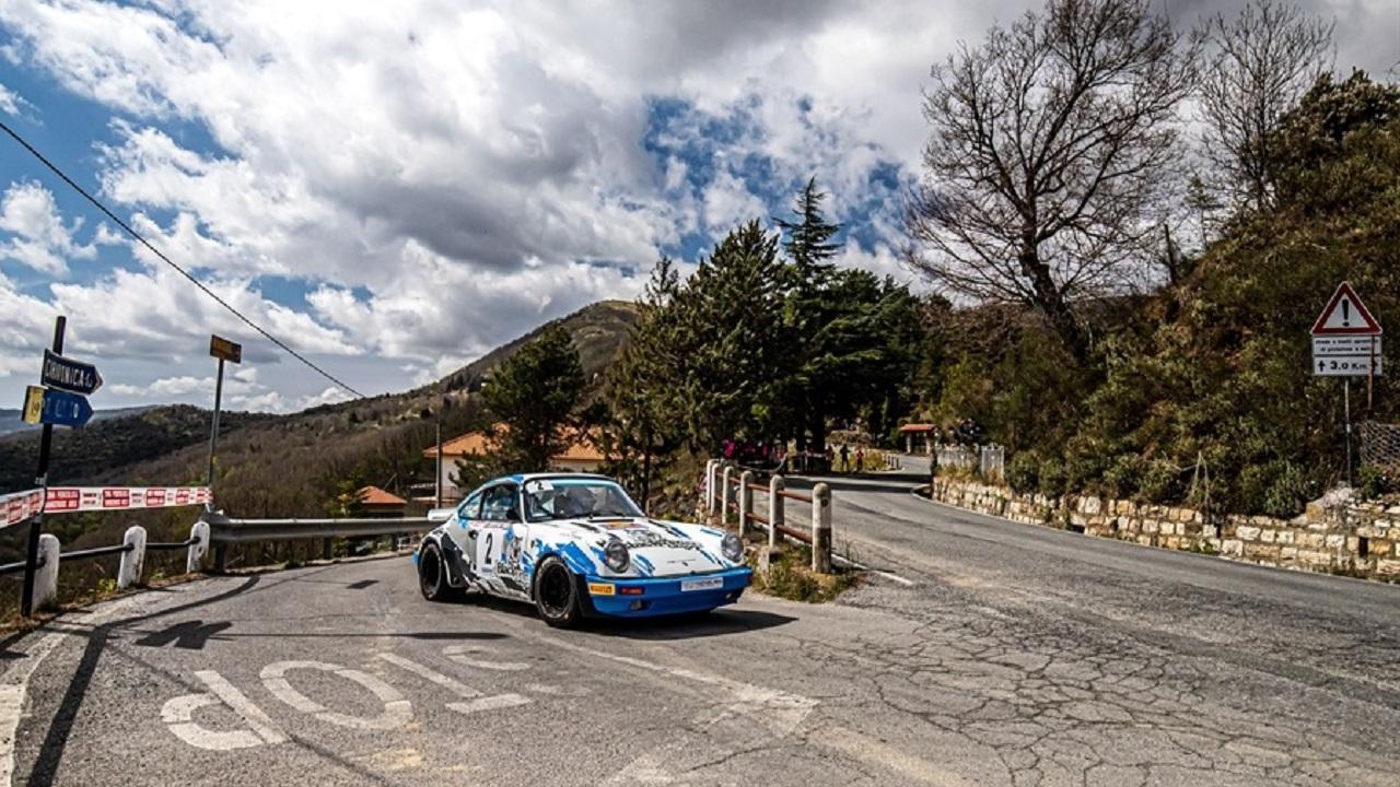 Targa Florio, Da Zanche su Porsche 911 vince l'Historic Rally