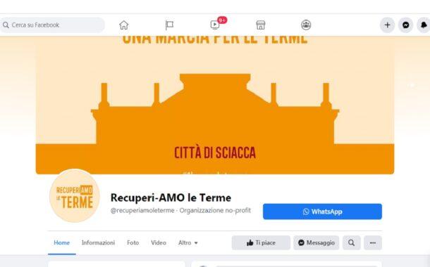 Terme, marcia su Palermo: raduno nel piazzale terme partenza da San Marco