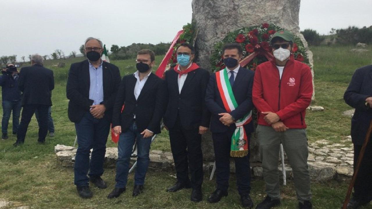 A Piana commemorate le vittime della strage di Portella della Ginestra