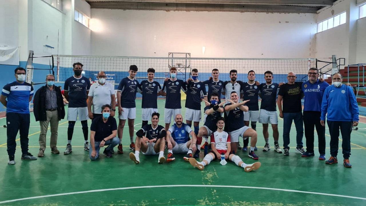 Poule promozione pallavolo: lo Sciacca vince la prima per 3 a 1