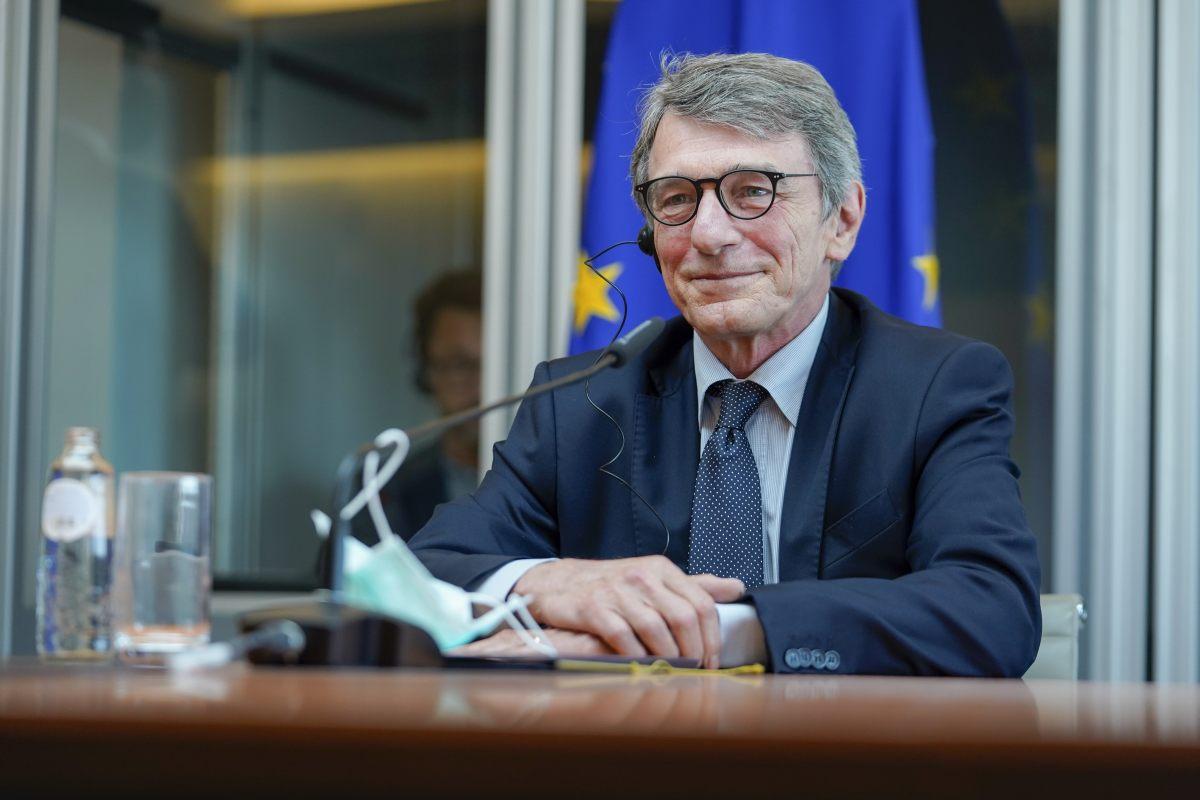 """Ungheria, Sassoli """"Commissione Ue applichi regolamento su stato diritto"""""""