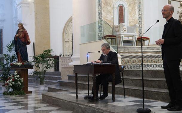 È don Giuseppe Cumboil nuovo Vicario Generaledell'Arcidiocesi di Agrigento
