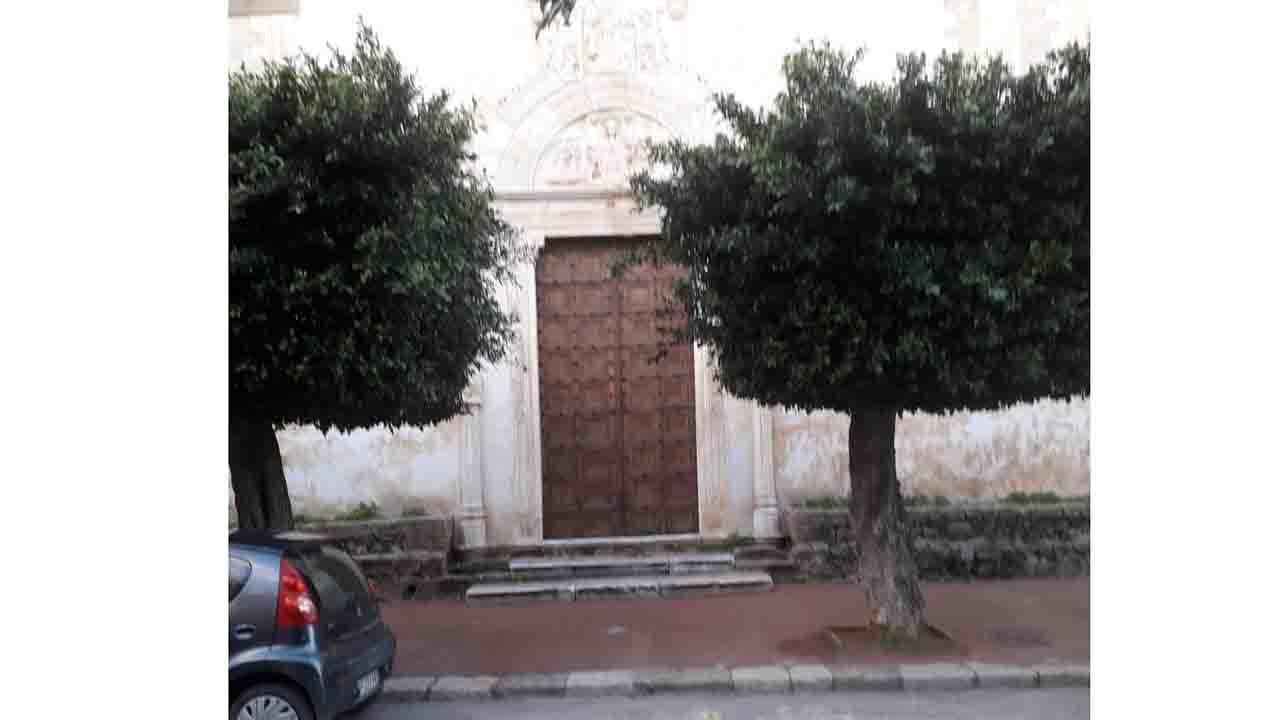 Domani iniziano i lavori di valorizzazione del portale del Laurana