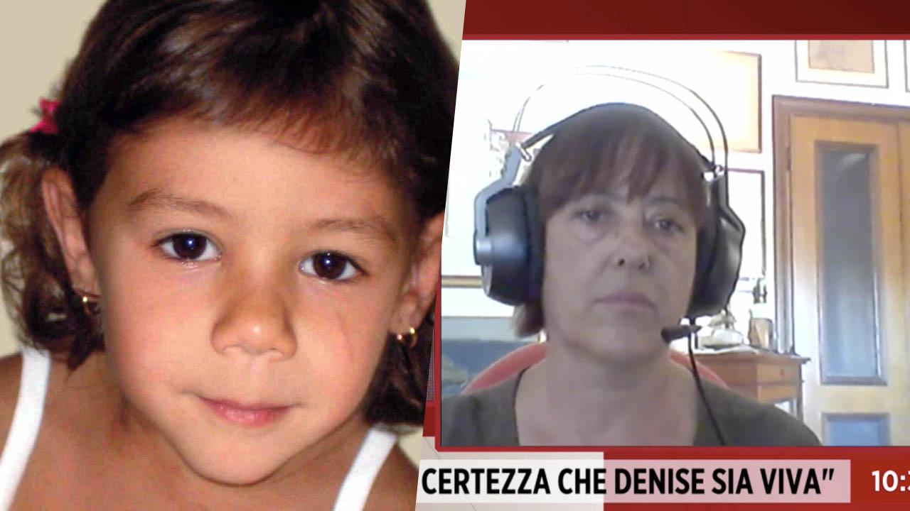 Denise, ex Pm Angioni: