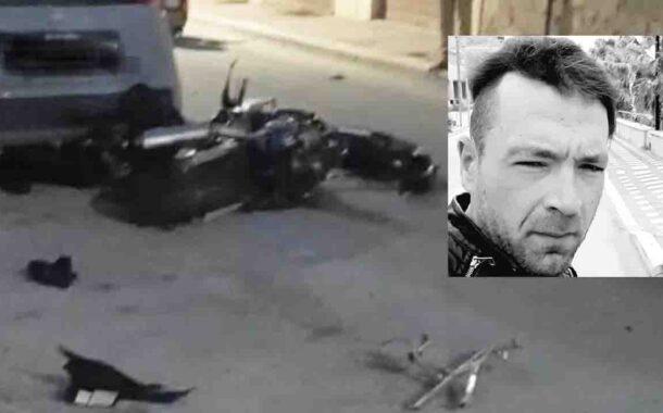 Campobello di Mazara, moto contro moto Ape: perde la vita 35enne