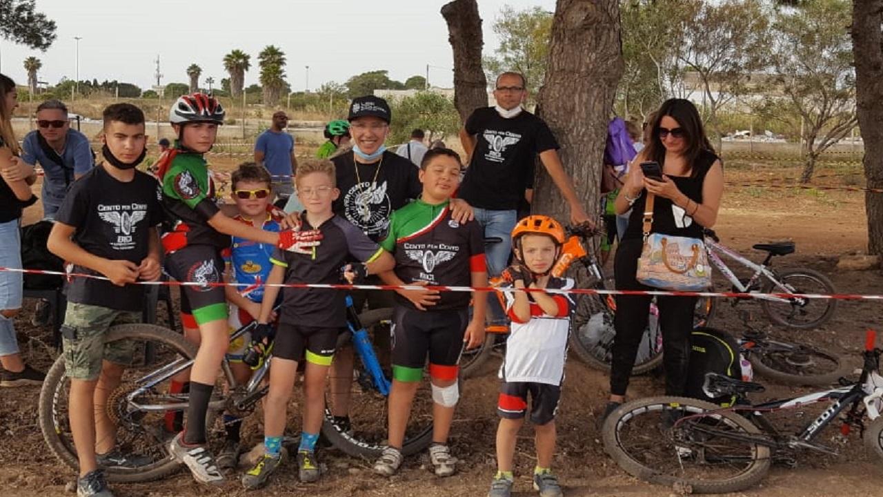 Biker saccensi protagonisti a Marsala