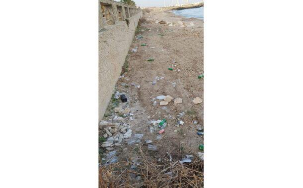 Stazzone, di nuovo abbandono rifiuti pochi giorni dopo la bonifica