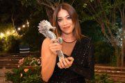 "A Valentina Parisse il premio ""Ischia Exploit Music Award"""