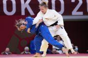 Bronzo Centracchio nel judo, decima medaglia Italia