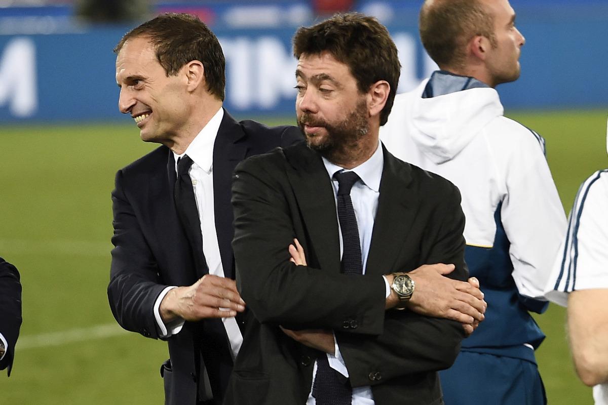 """Agnelli """"Con Allegri nel solco della tradizione Juve"""""""