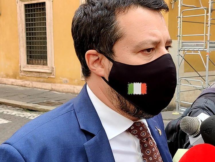 """Giustizia, Salvini """"Lavoro per mediazione, spero si chiuda oggi"""""""