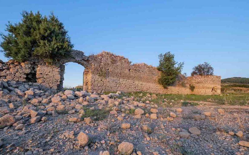 Sambuca, il fortino arabo che riemerge dal lago Arancio. Scoprire Mazzallakkar domani e domenica con visita guidata <font color=