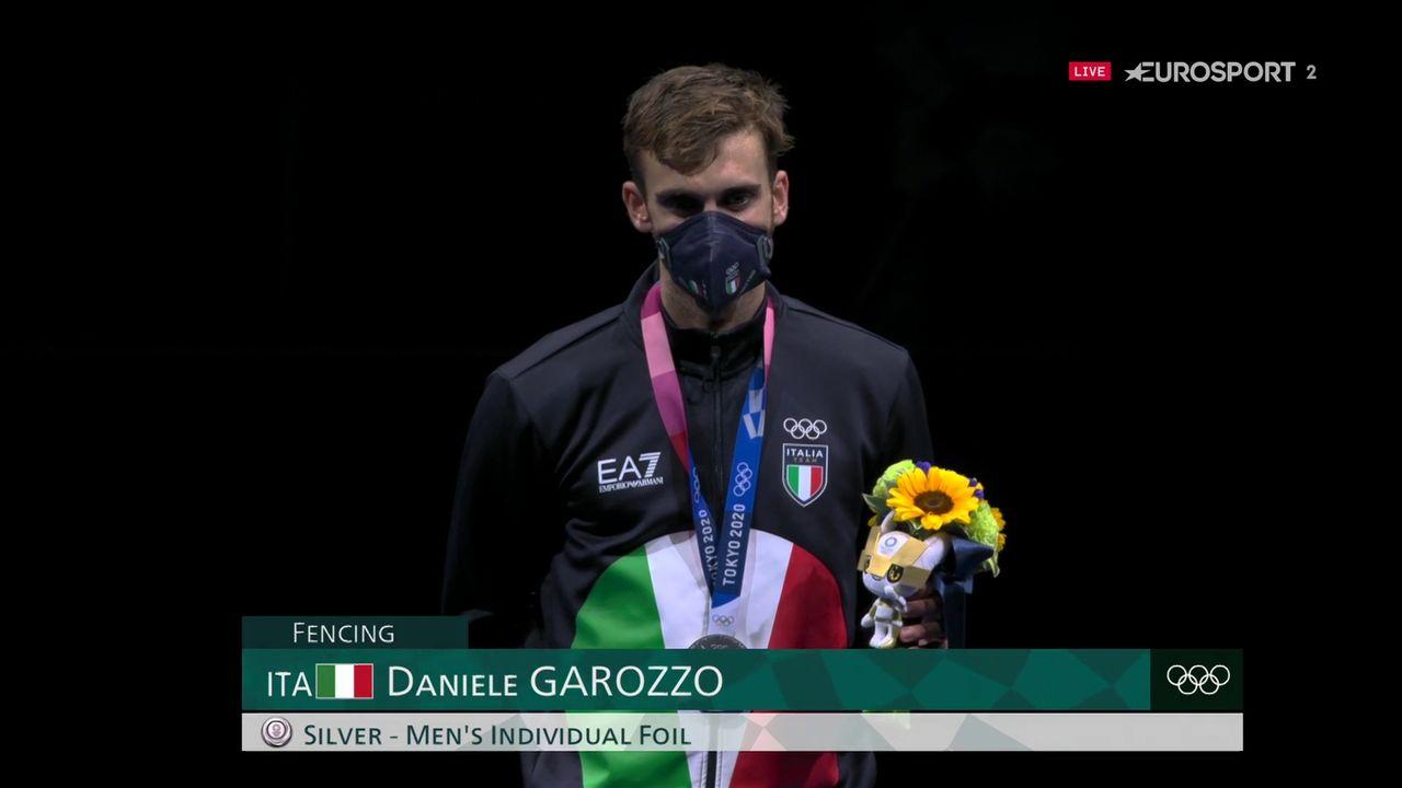 Olimpiadi, Musumeci: «Garozzo testimonia l'eccellenza dello sport siciliano»