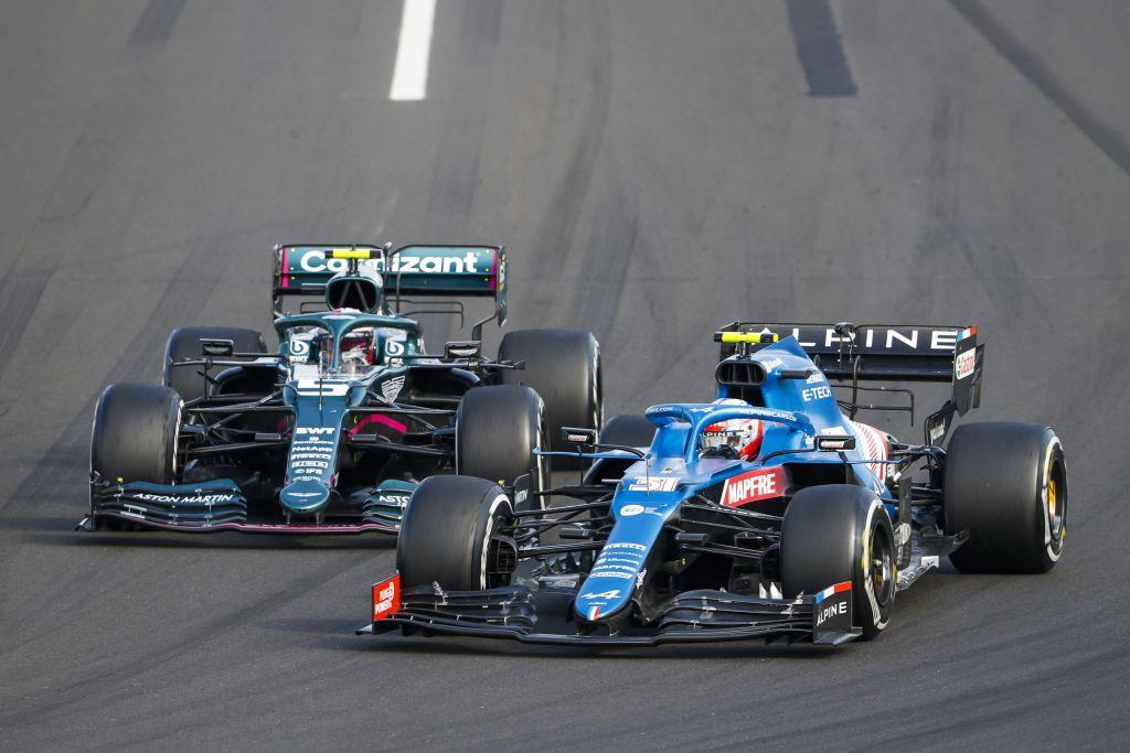 Formula 1, in Ungheria vince a sorpresa Ocon, poi Vettel-Hamilton