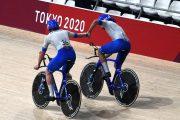 Ciclismo, Italia oro nell'inseguimento a squadre