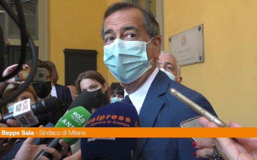 """Milano, Sala: """"A Porta Venezia da settembre stop asporto dopo le 24"""
