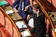 """Vaccino: Renzi """"Con Draghi Italia modello per il mondo"""""""