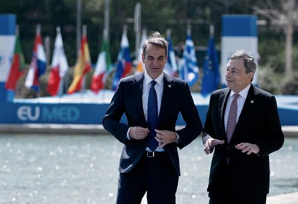 """Ue, Draghi """"Per difesa comune non c'è tempo da aspettare"""""""