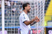 La Samp vince 3-0 a Empoli, doppietta per l'ex Caputo