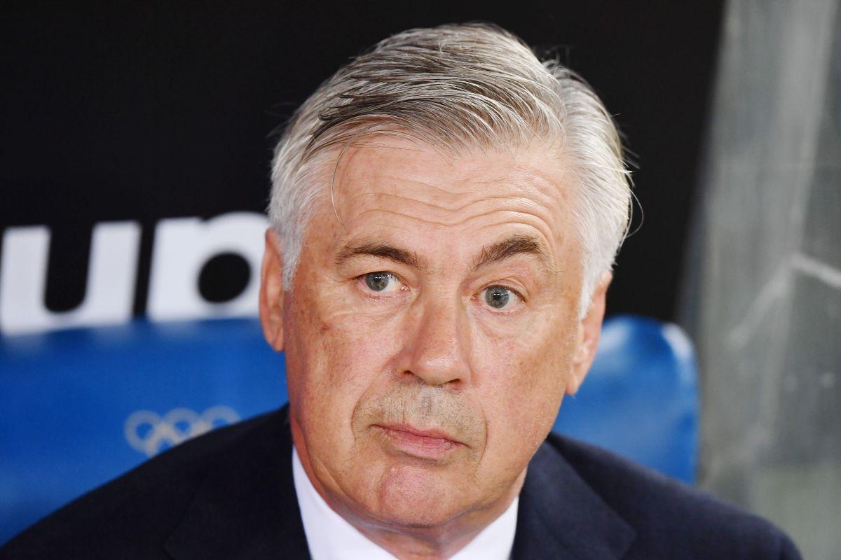 """Ancelotti """"Inter solida, la Juve ora fatica ma uscirà fuori"""""""
