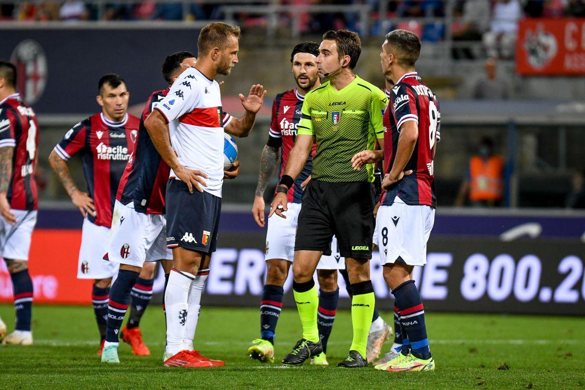 Emozioni e rigori al Dall'Ara, Bologna-Genoa finisce 2-2