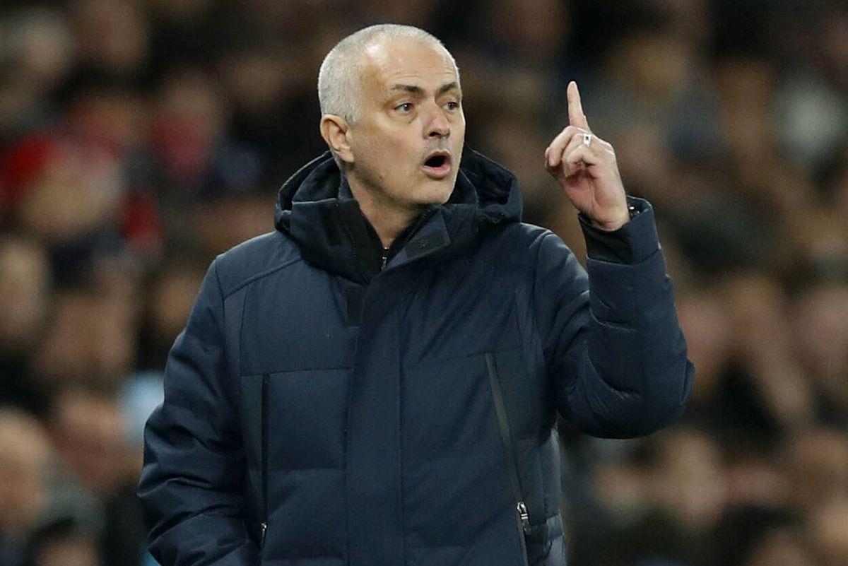 """Mourinho """"Strada Roma ambiziosa ma fatta di curve"""""""