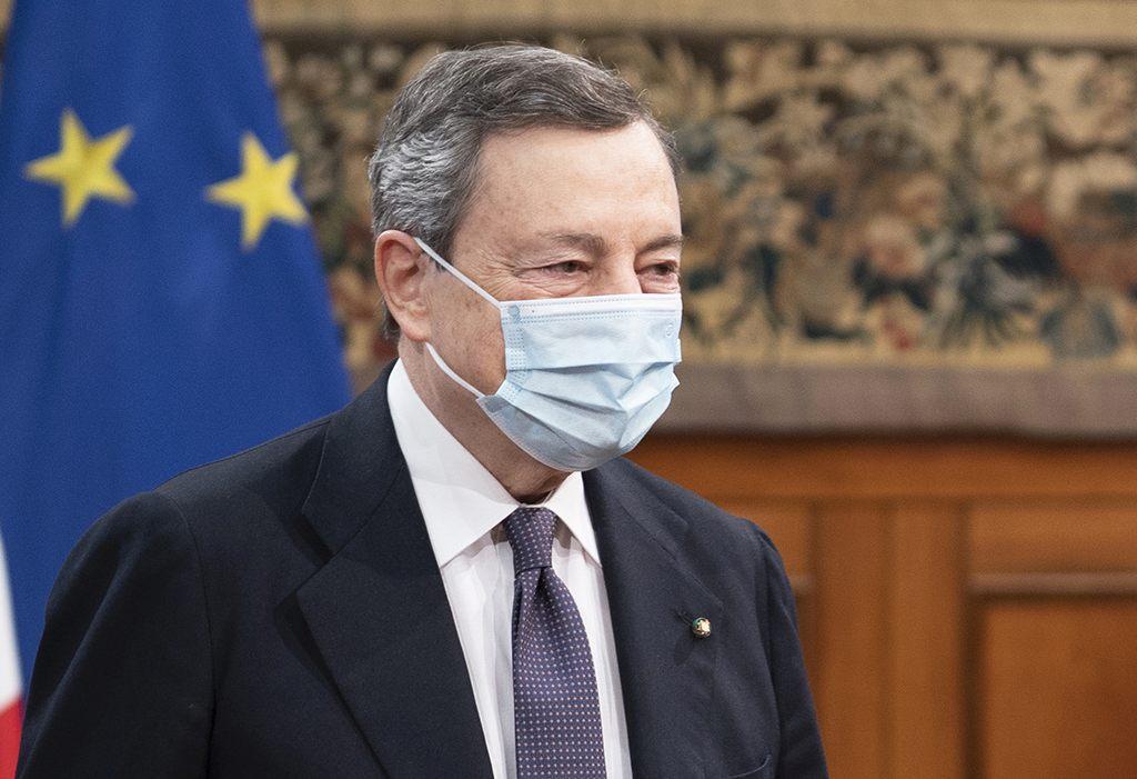 """Draghi """"Scienza e politica devono collaborare"""""""