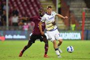 Primo punto per la Salernitana, col Verona finisce 2-2