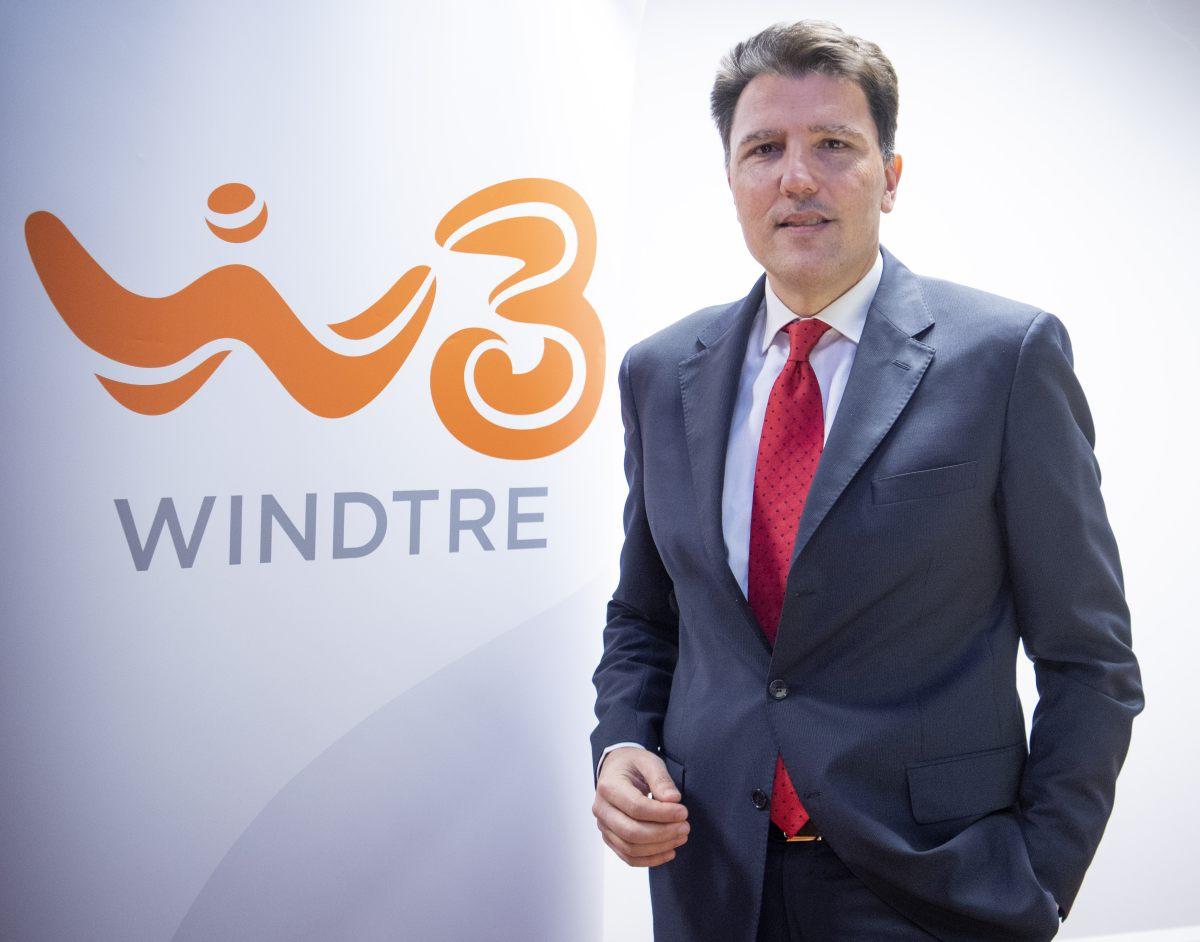 """WindTre, Corti """"Rete vendita cresce per capillarità e competenza"""""""