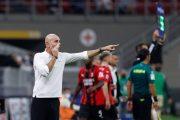 """Pioli """"Contro l'Atletico gara importante ma non decisiva"""""""
