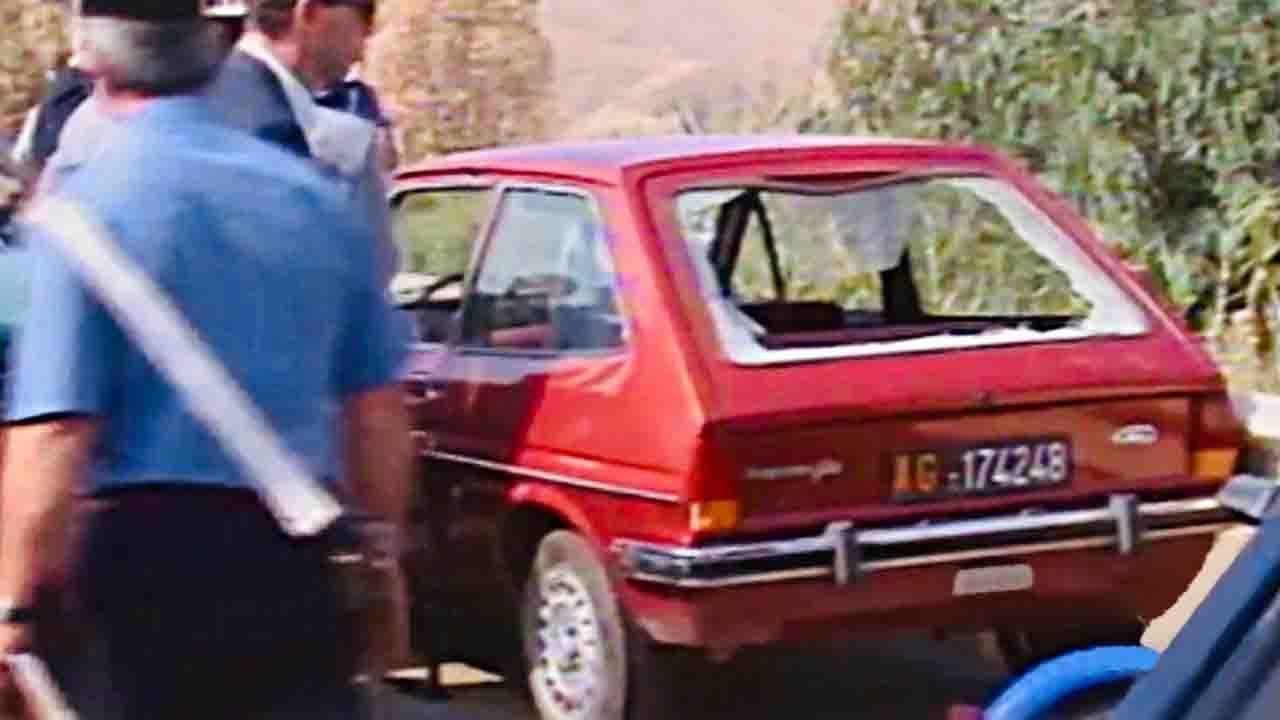 Affidata ai carabinieri di Canicattì l'auto del beato giudice Livatino: sarà esposta al pubblico