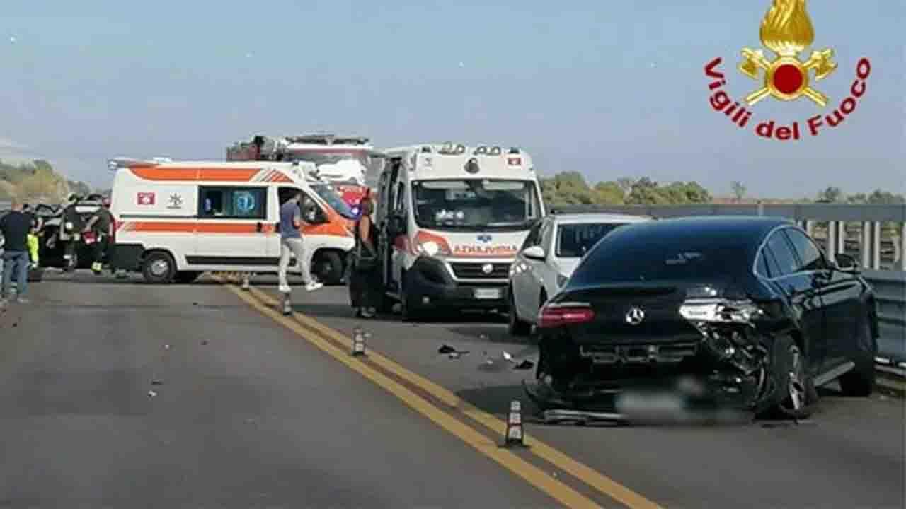 Incidente mortale sulla strada statale 113