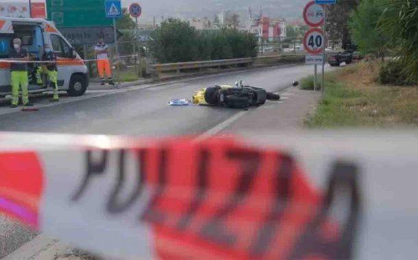 Palermo, incidente sul ponte di via Belgio: morto motociclista 62enne