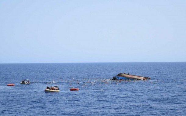 Resti umani trovati in mare a Lampedusa
