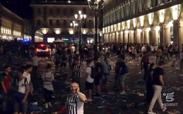 Disordini in piazza San Carlo per Real-Juve, si al risarcimento a famiglia Nucci per