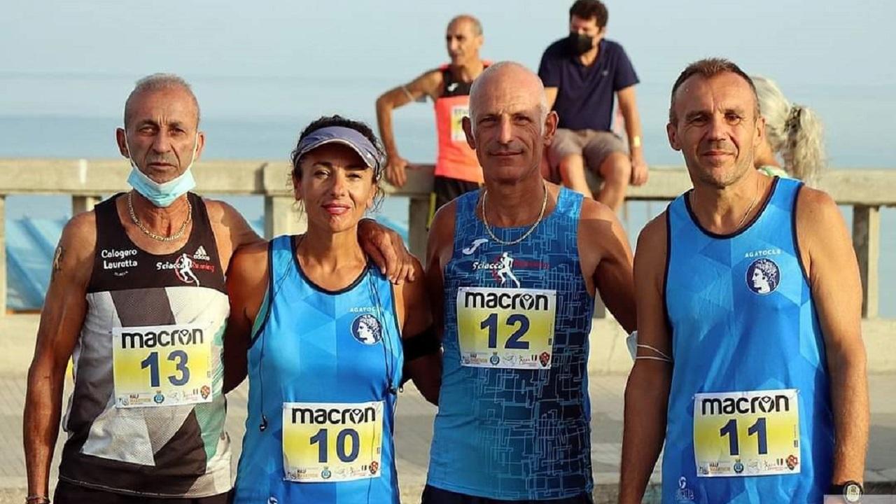 Mezza maratona, 4 saccensi in gara a Cefalù <font color=