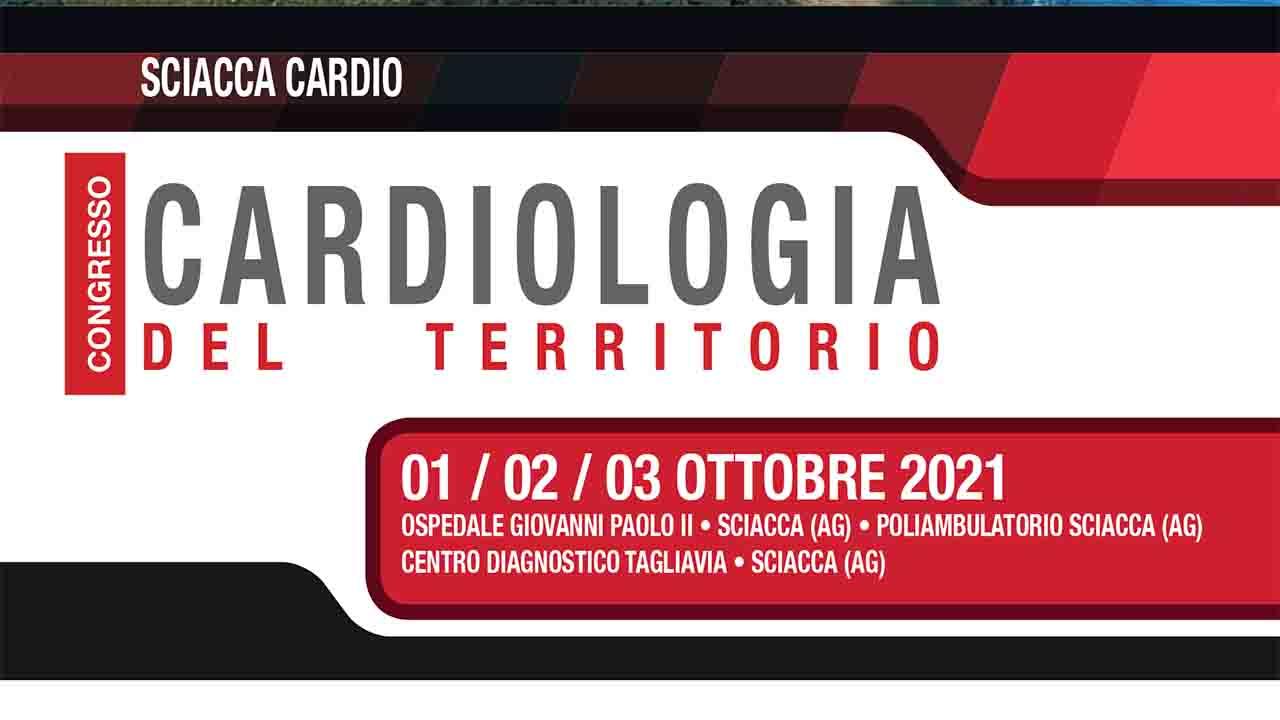 """""""Cardiologia del territorio"""", dall'1 al 3 ottobre i cardiologi siciliani in convegno a Sciacca"""