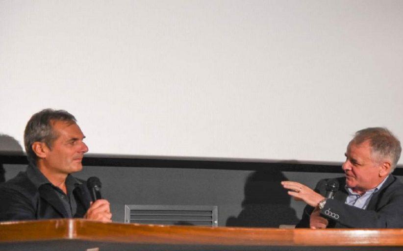 Luigi Galluzzo, giornalista agrigentino di Mediaset, ha presentato a Sciacca il suo romanzo d'esordio