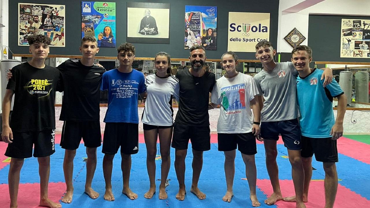 Karate, atleti della Ippon in gara a Madrid