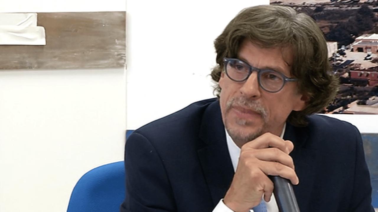 Luigi Patronaggio in corsa al vertice della Procura generale di Palermo