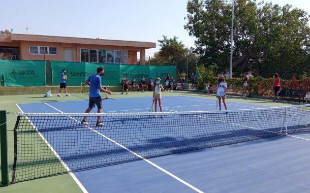 Tennis, giornata di festa ai campi comunali ristrutturati
