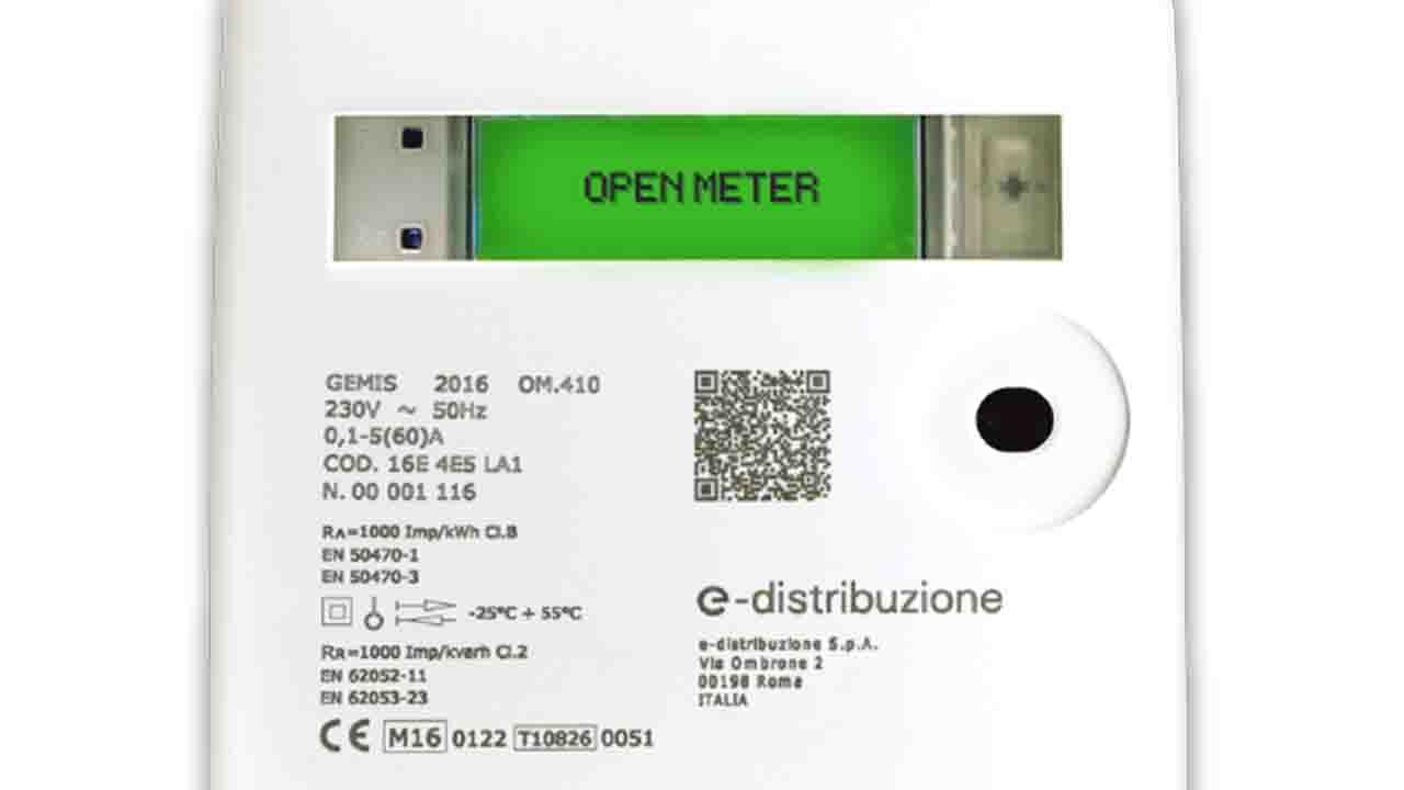 Calamonaci, E-Distribuzione riprende l'istallazione dei nuovi contatori elettronici