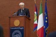"""Università, Mattarella""""Diritto studio espressione libertà e uguaglianza"""""""