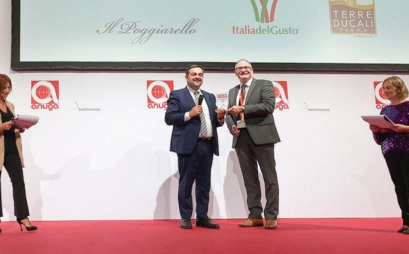 Premio in Germania per il pesto di pistacchio di